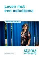 Colostoma voorkant folder formaat