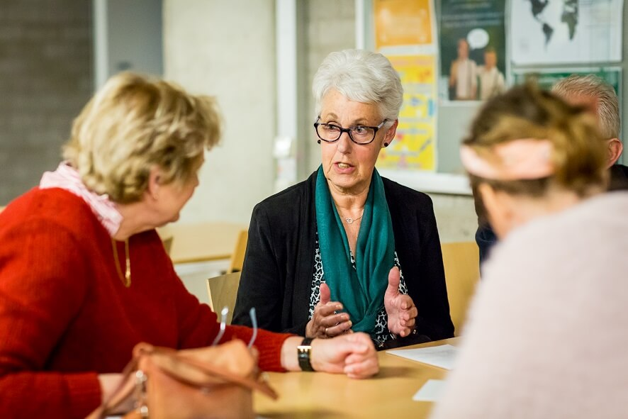 Nederlandse Stomavereniging mini-symposium Werkgroep Darmkanker