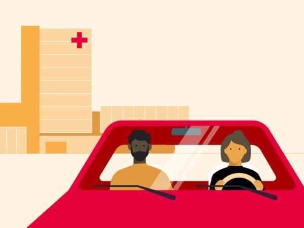 DJE Zittend ziekenvervoer visual – goed formaat