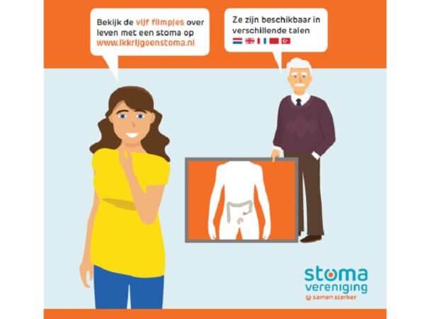 animaties stoma