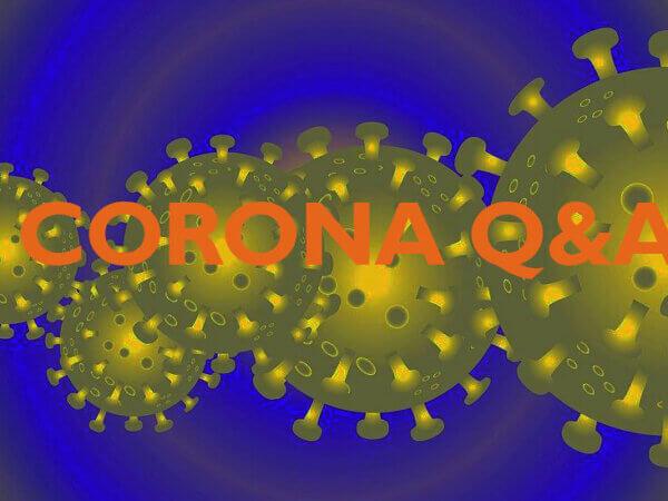 corona-stomavereniging
