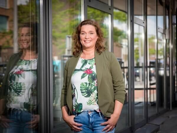 Portretten voor nieuwe huisstijl Nederlandse Stomavereniging
